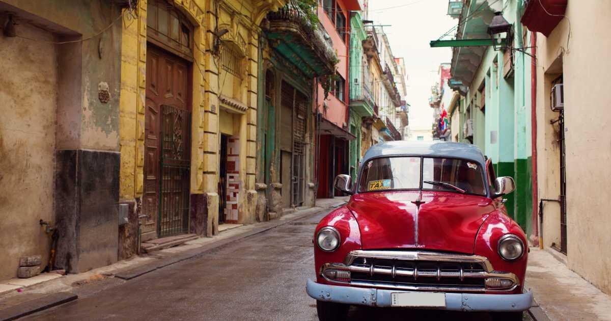 informations sur le visa et l'assurance voyage a cuba