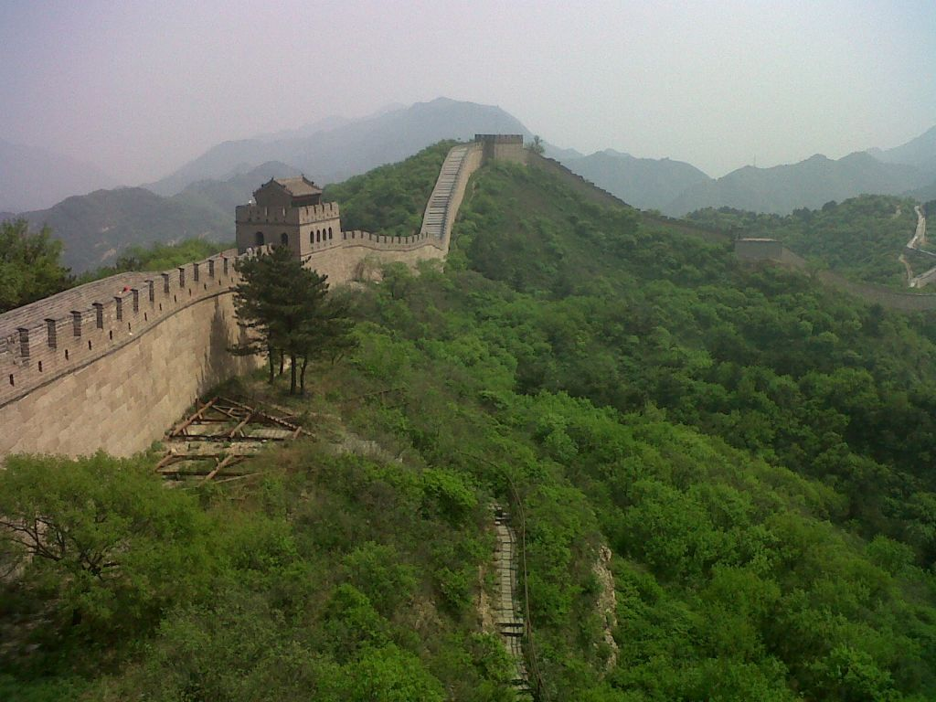 Great Wall : la grande muraille de chine ... Incroyable !