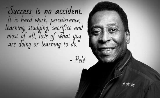 Citation de Pelé