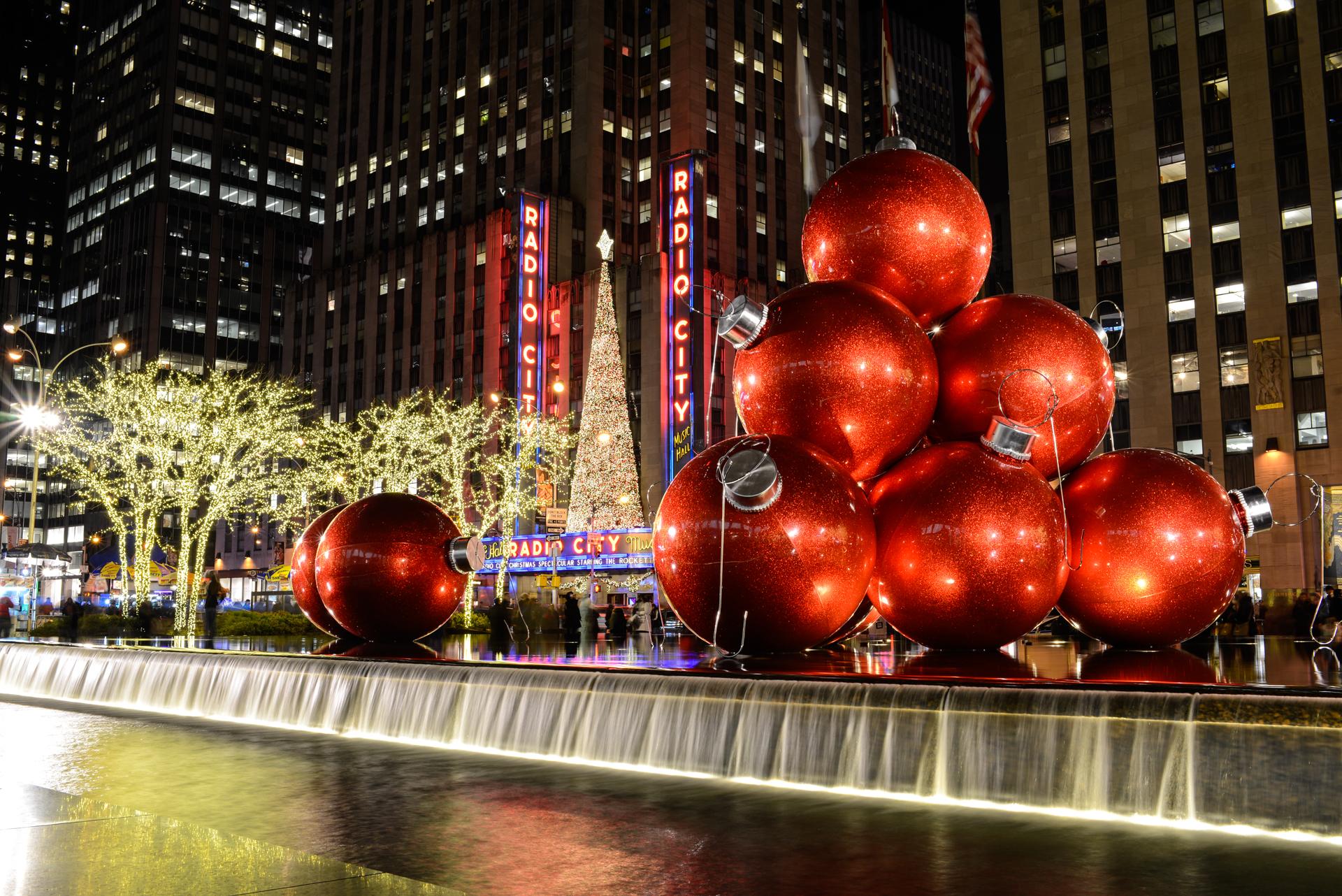 Image De Noel Decoration Illumination