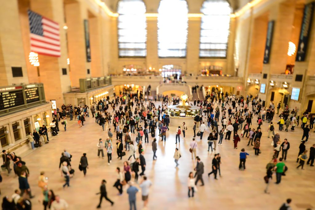 Central station à New York