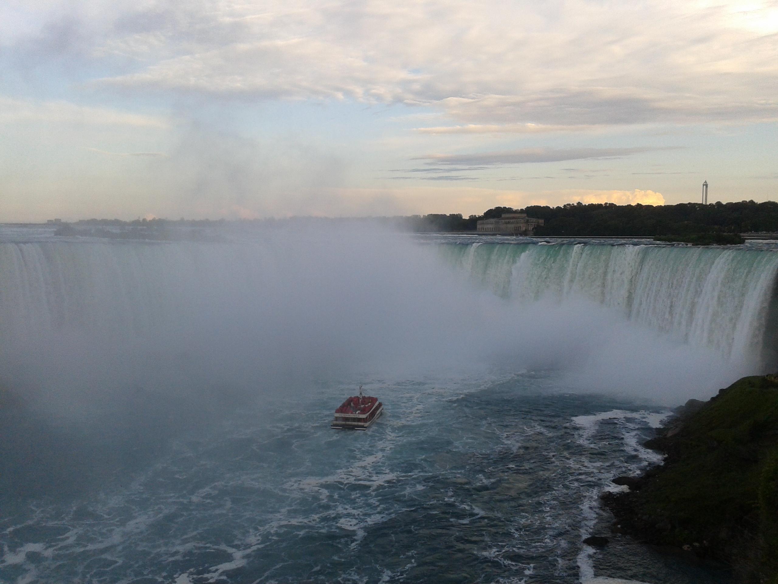 Chutes du Niagara (côté canadien)