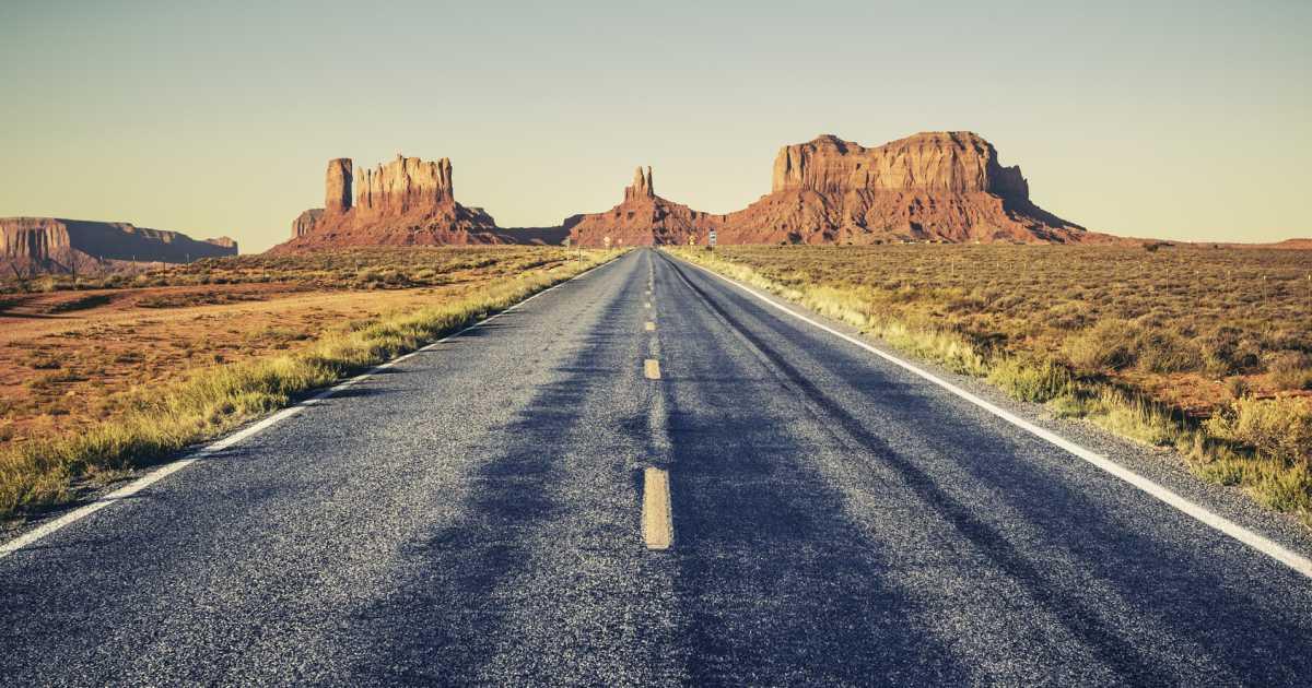 On the road aux Etats-Unis