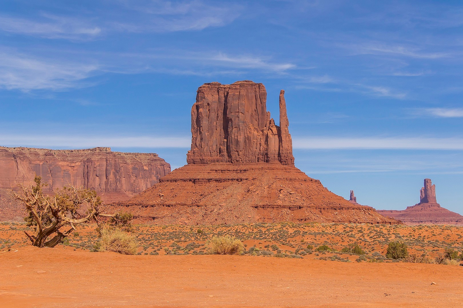 Le parc mythique de Monument Valley