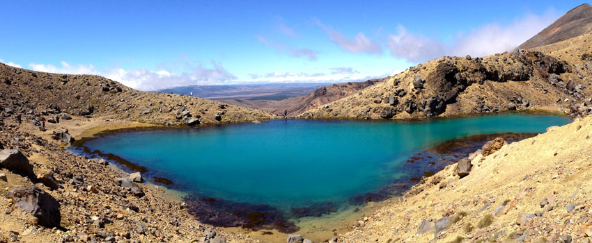 Le Tongariro National Park