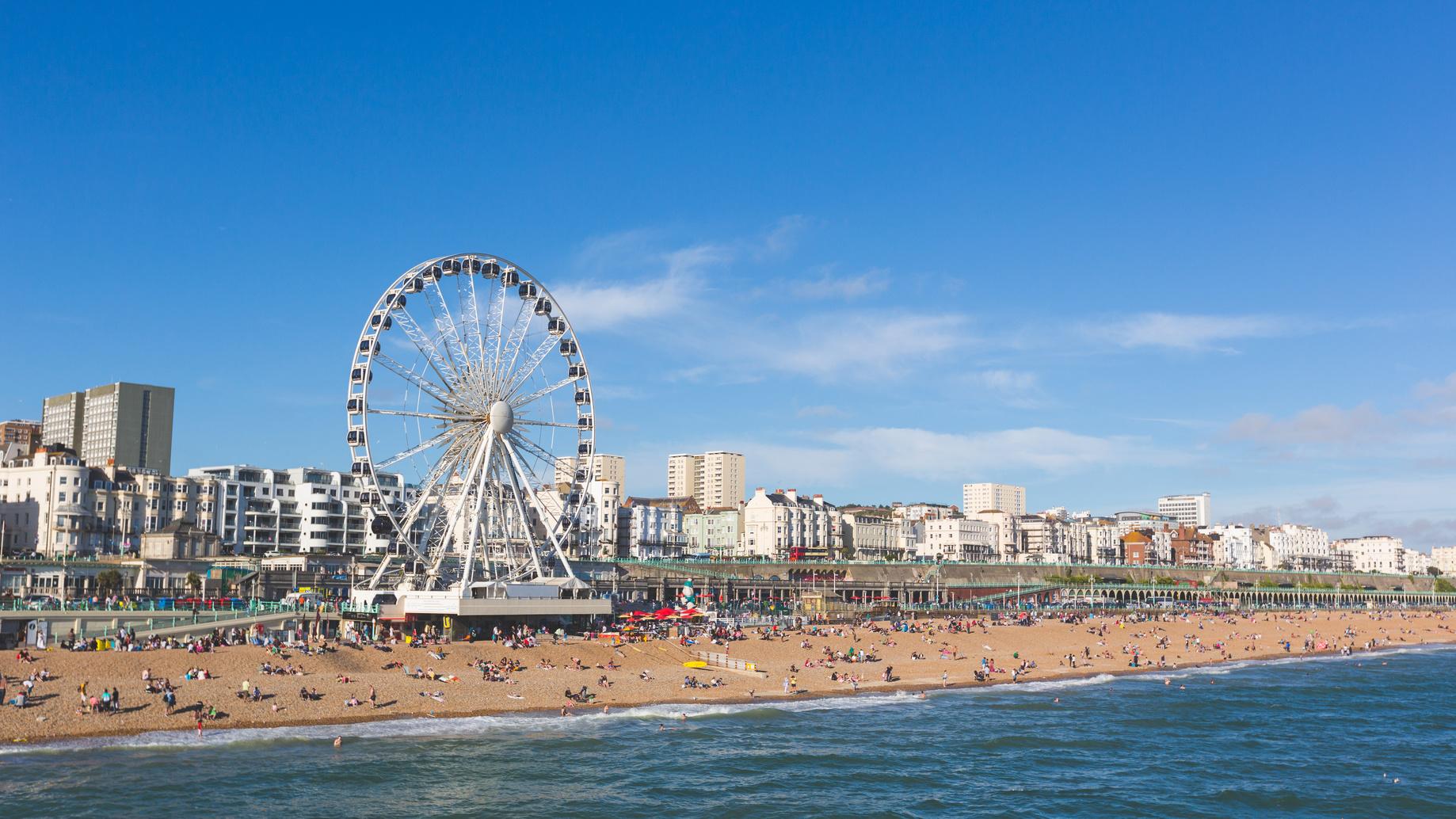 Un séjour linguistique à Brighton en Angleterre