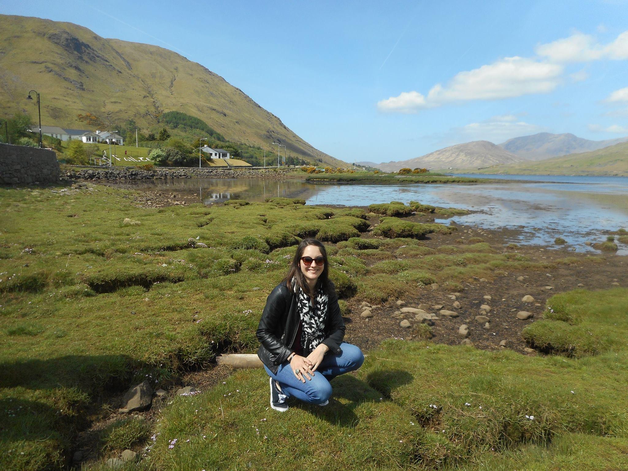 Maud nous explique comment devenir au pair en irlande