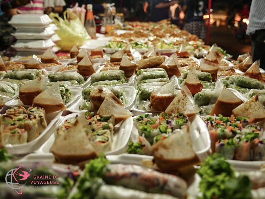 street food de Luang Prabang