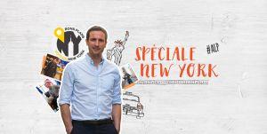 Alex un expert qui nous fait decouvrir New York