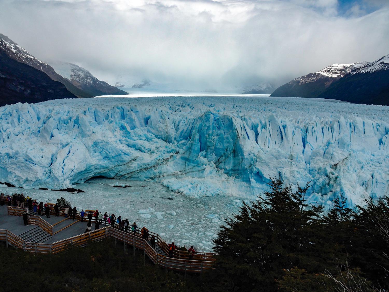 Découvrir le Perito Moreno