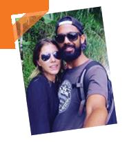 Amandine et Reshad en tour du monde