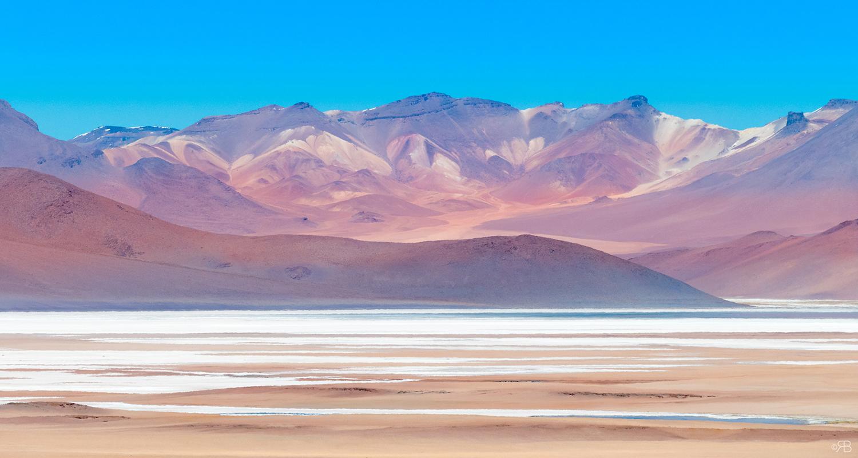 Le désert de Dali et la laguna Colorada