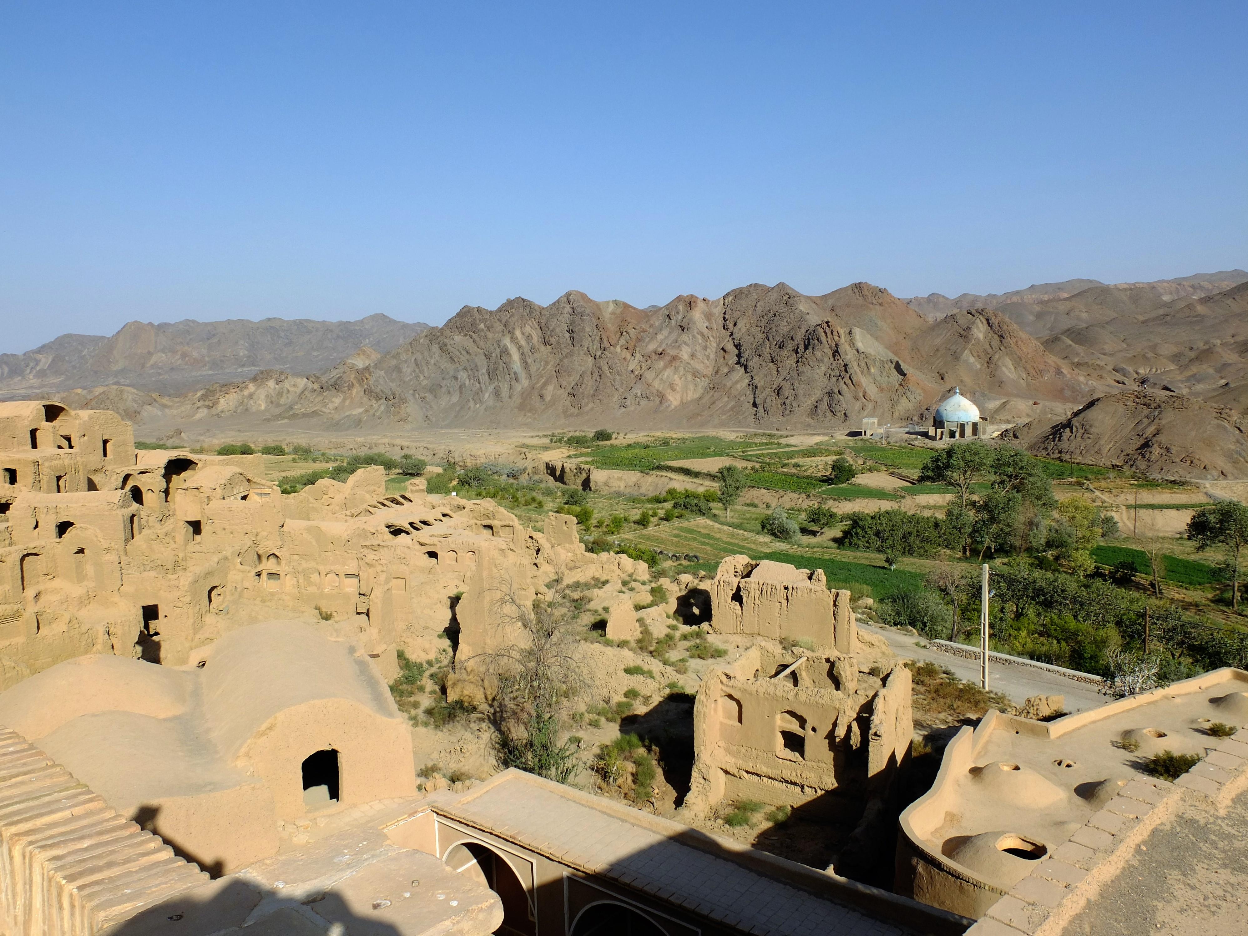 Visiter Yazd