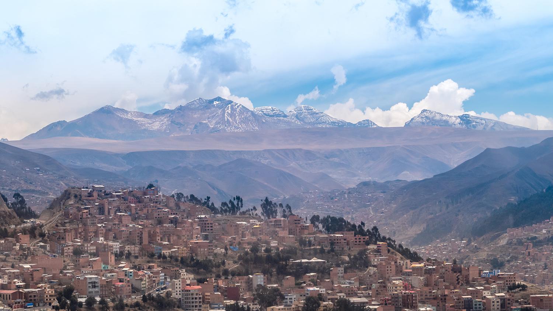 Visiter La Paz