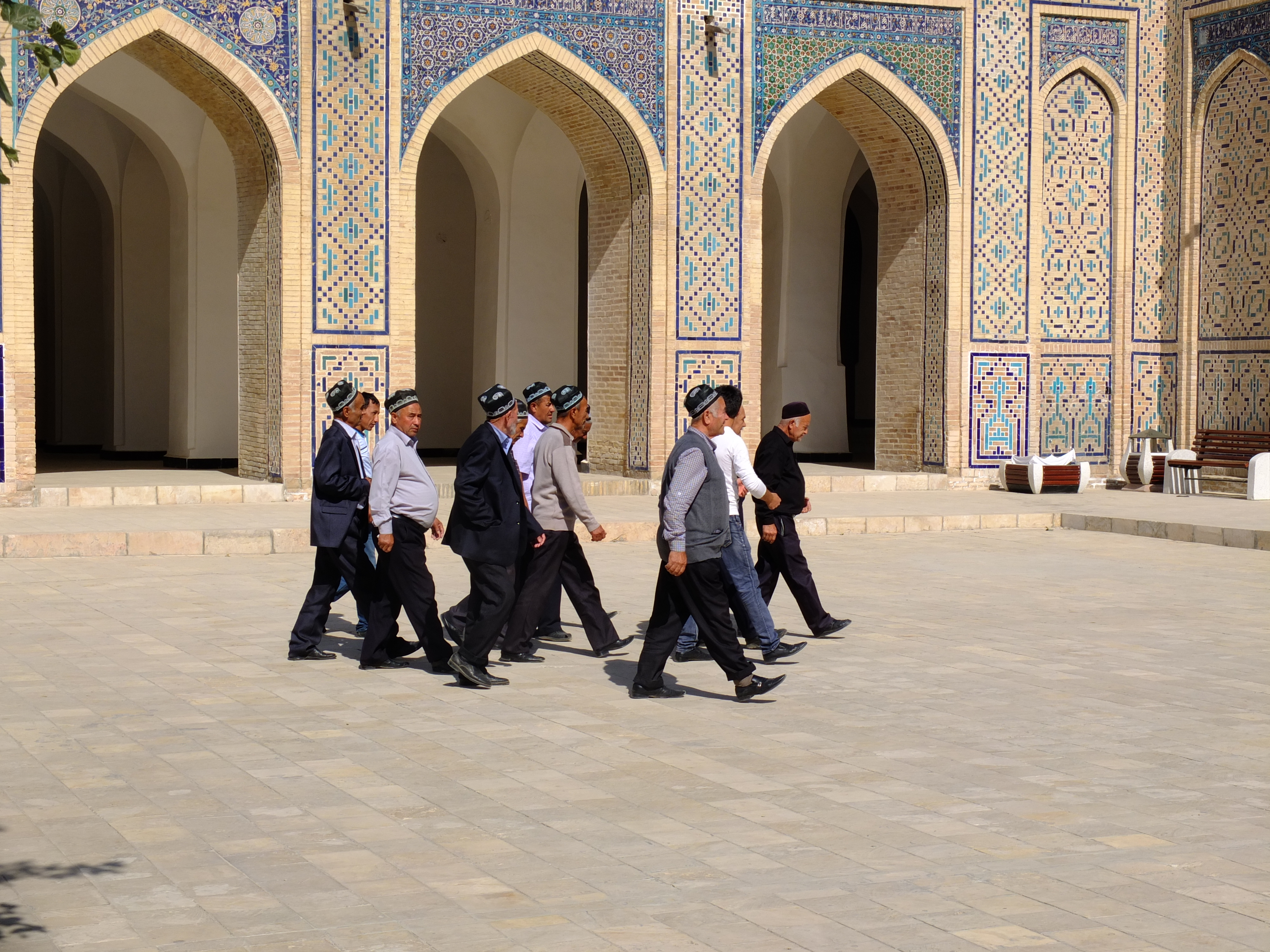 visiter l'Ouzbékistan