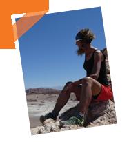 Gaëlle a traversé le Sud Lipez et le désert d'Uyuni