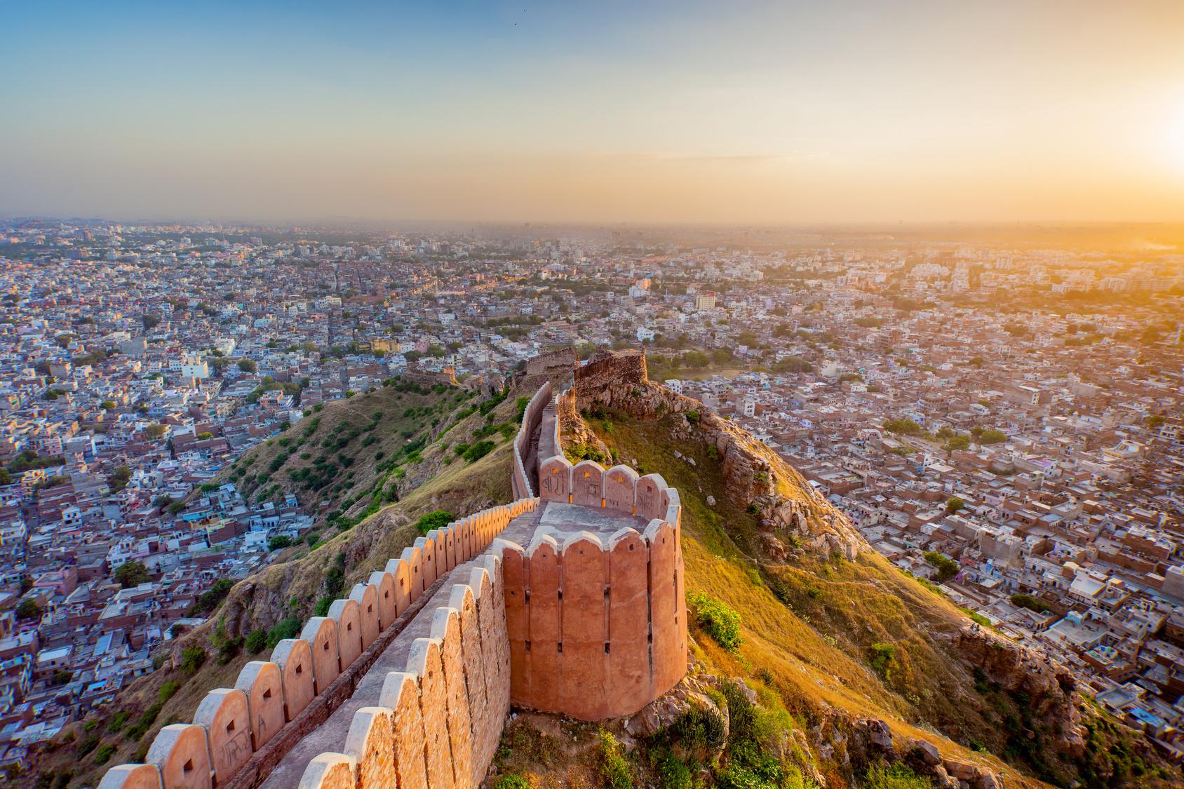 Jaipur, un dépaysement garanti pour un stage en Inde