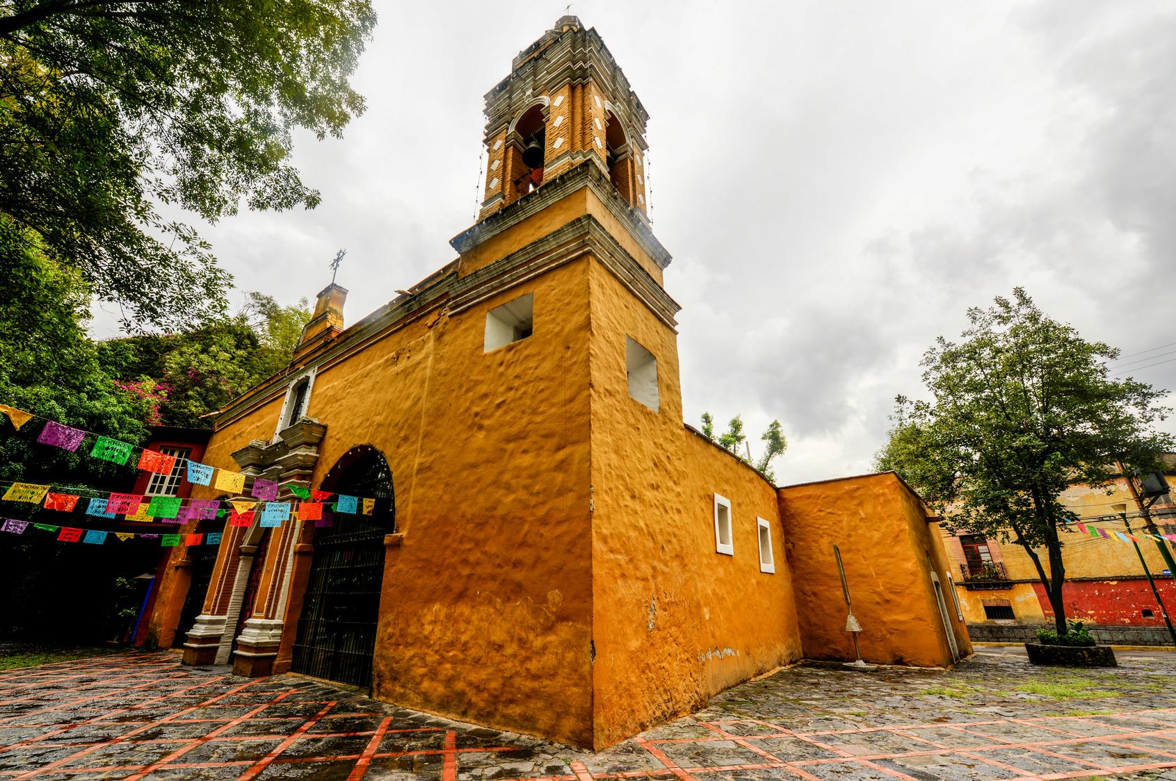 Visiter Coyoacan à Mexico