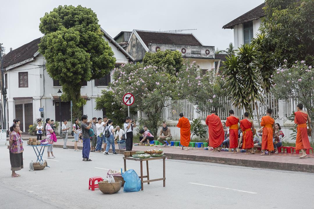 Un voyage à Luang Prabang en solitaire