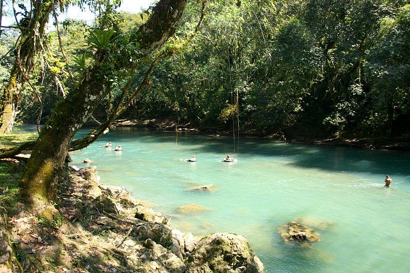 riviere de lanquin