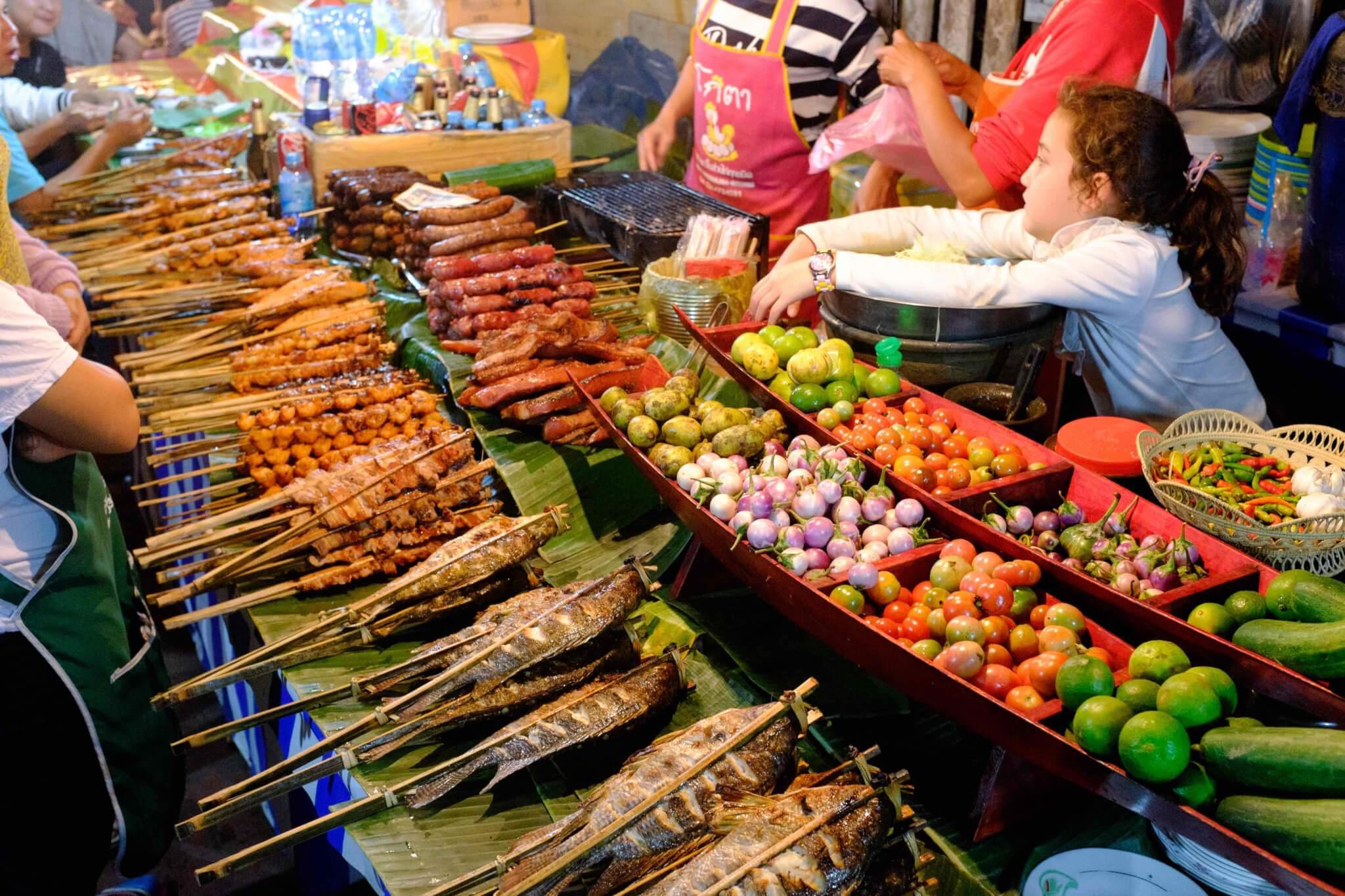 découvrir la cuisine cambodgienne et vietnamienne