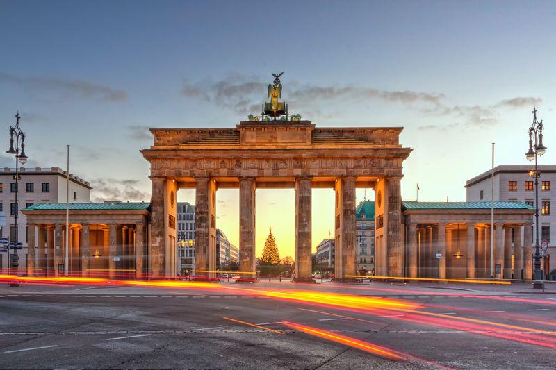 Berlin Brandenburger Tor ©Deutsche Zentrale für Tourismus e.V. Photographe: Trinkhaus, Nico