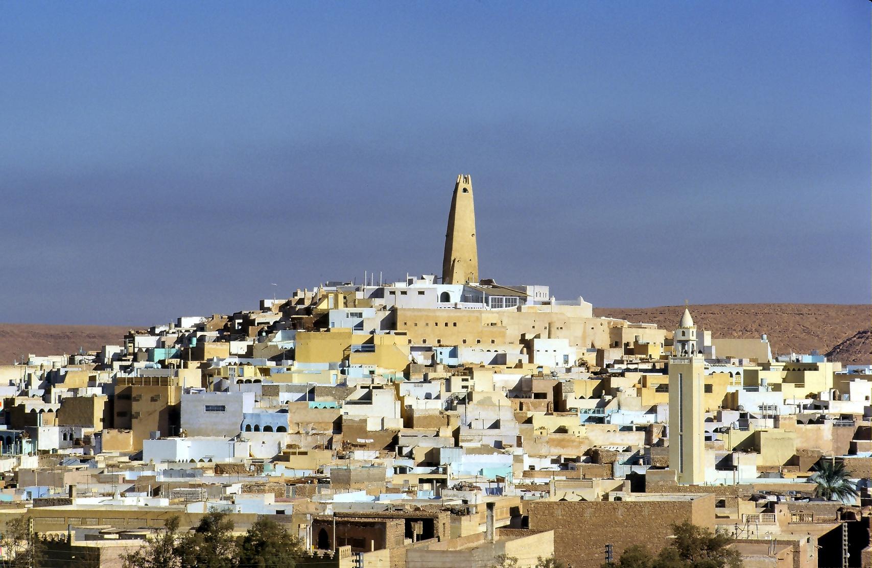 Visiter le Sahara en Algérie