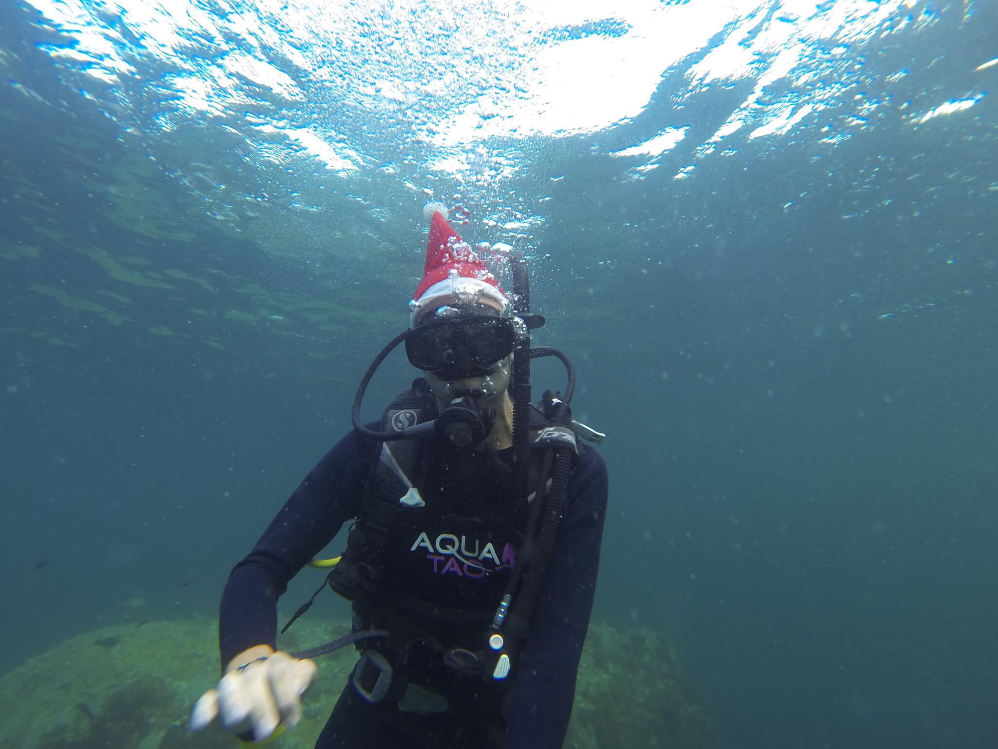 Plonger en Thailande