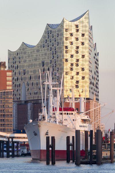 Hamburg Elbphilharmonie ©Deutsche Zentrale für Tourismus e.V. Photographe: Dipl. Fotograf Brunner, Ralf