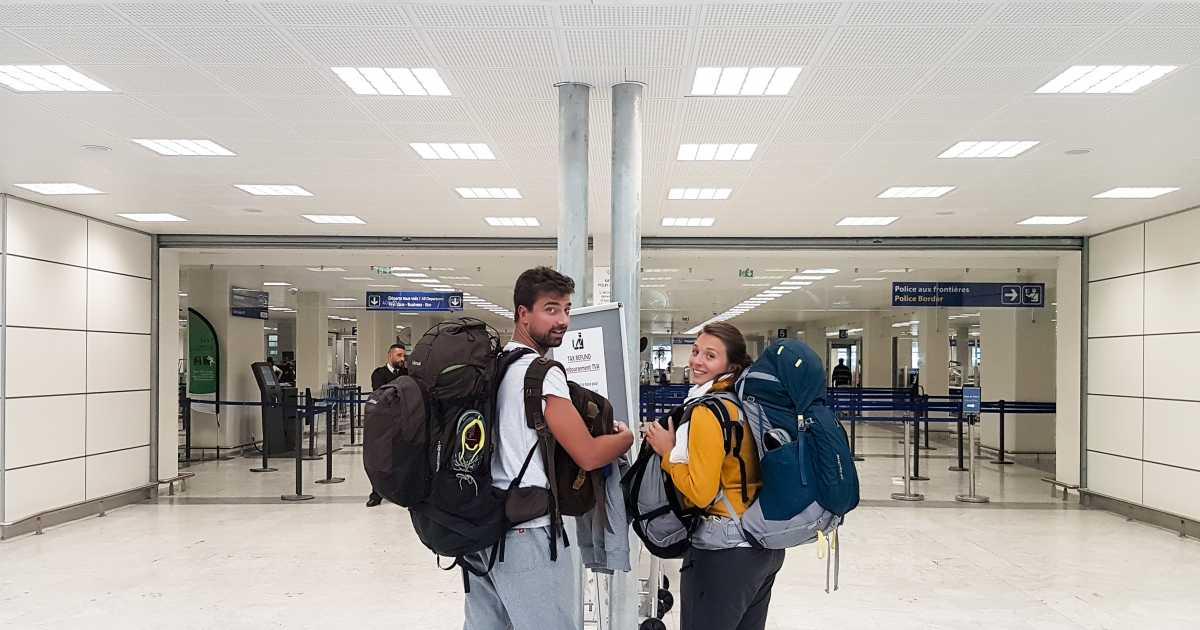 Un couple en tour du monde