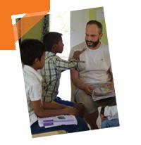 Bénévolat en Inde