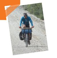 Tour d'Amérique du sud à vélo