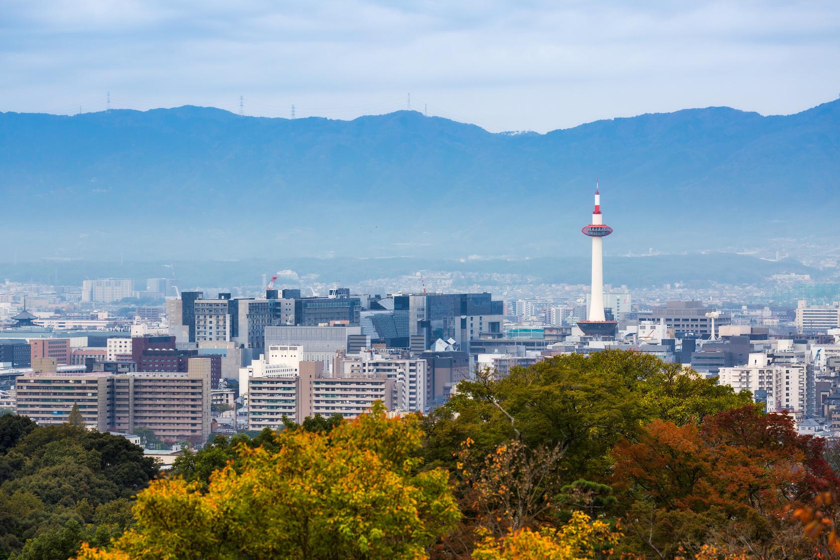 Vivre à Kyoto