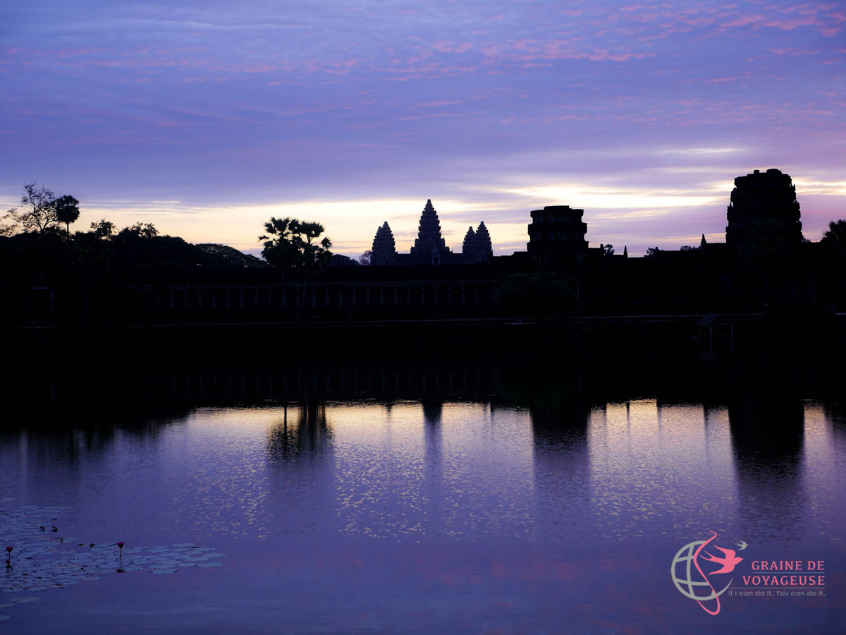 découvrir le cambodge en solo