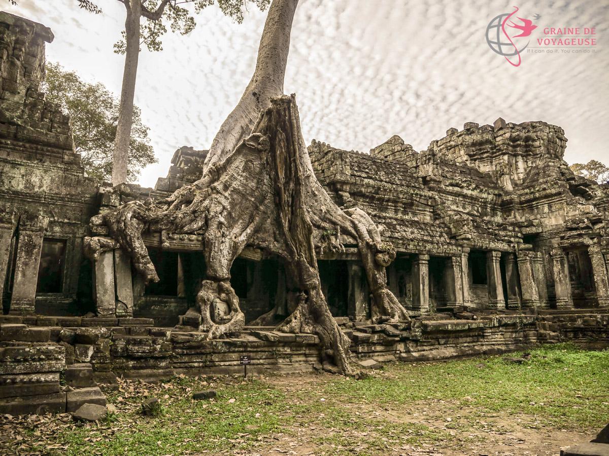 quel temple visiter au cambodge ?