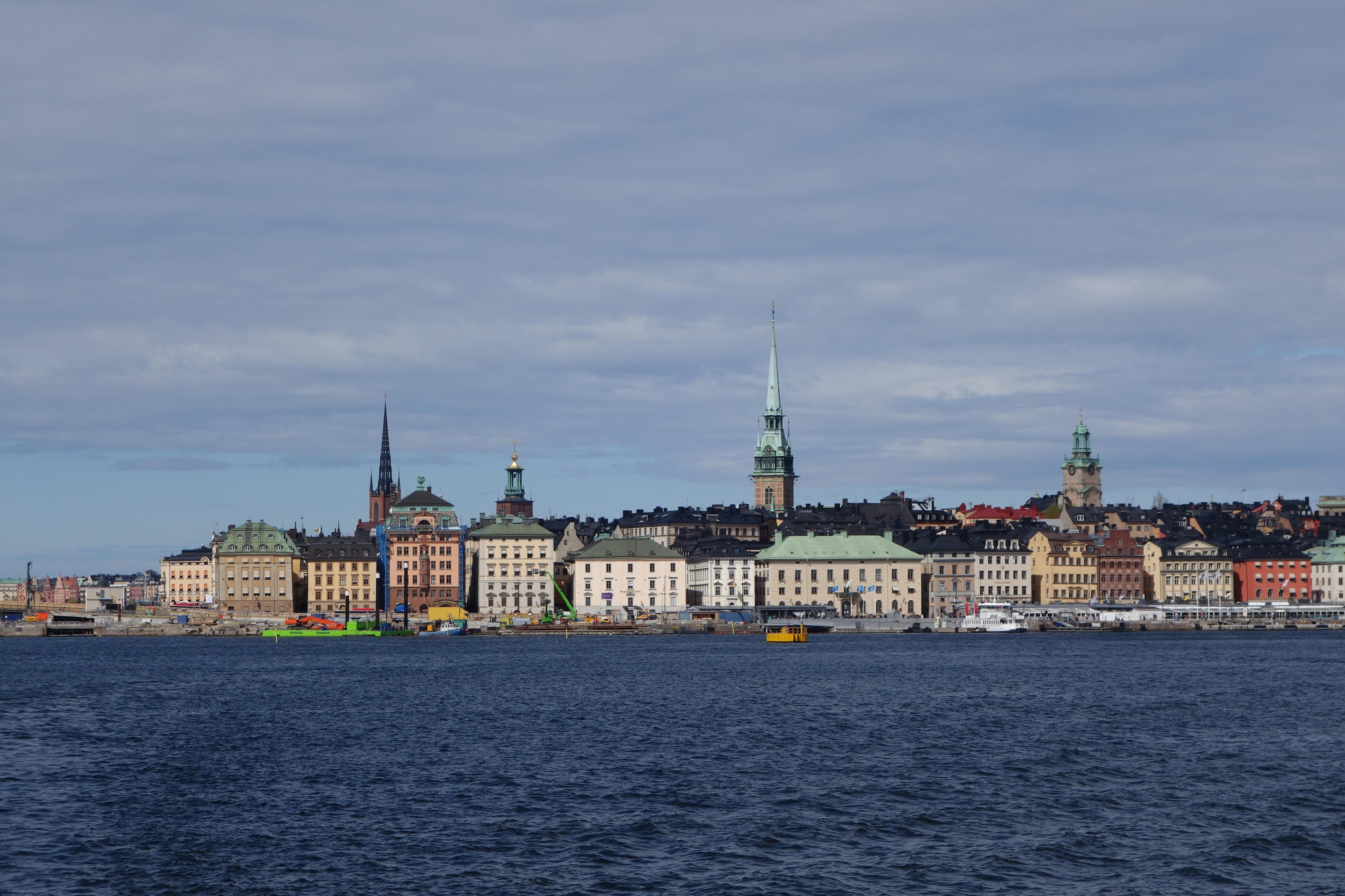 Visiter Stockholm pendant un pont de mai