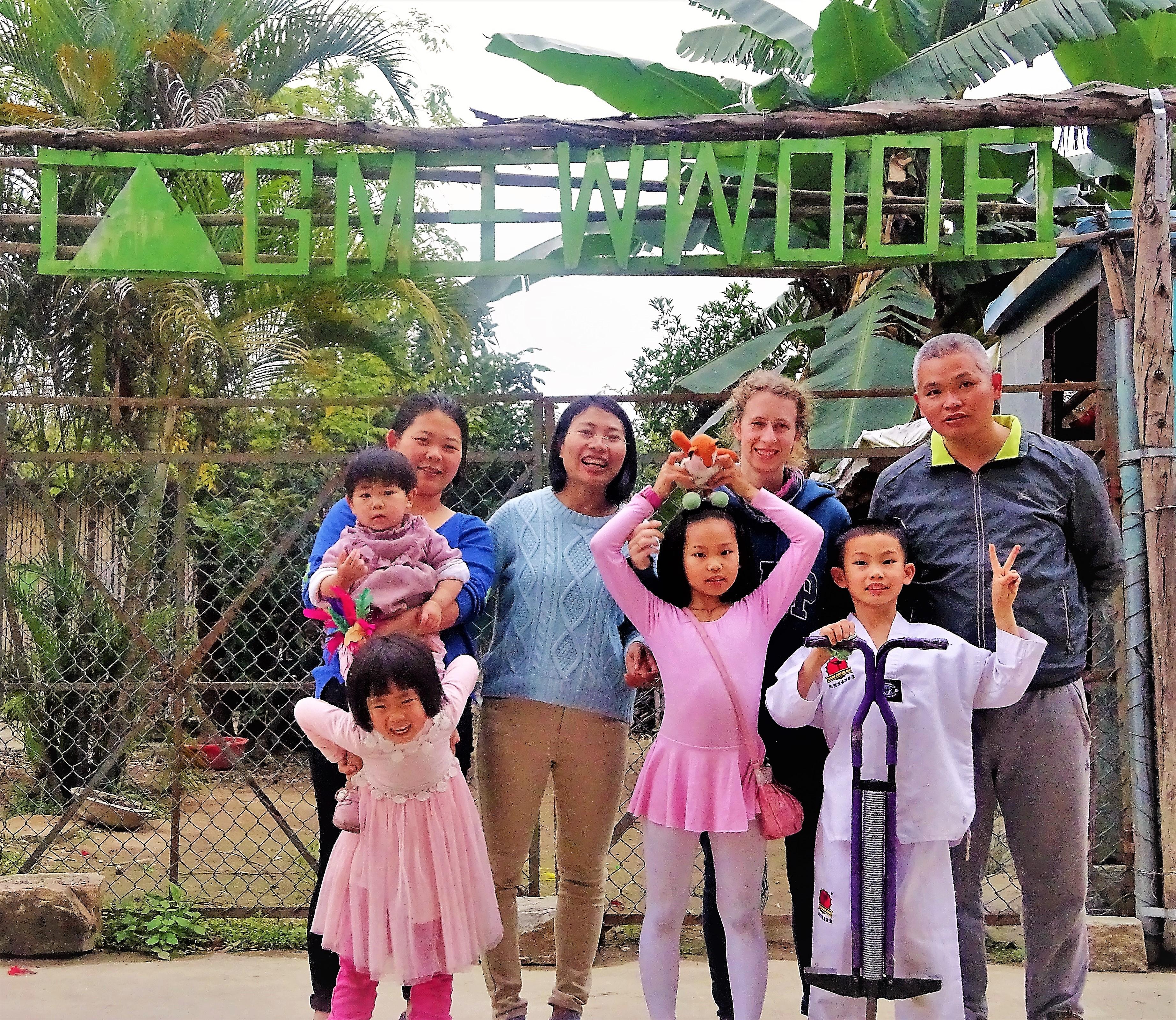 faire du volontariat en Chine