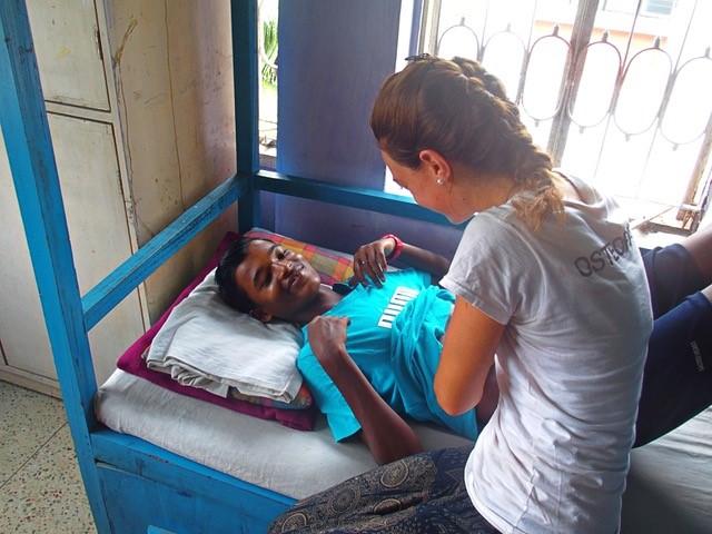 mission humanitaire médicale en Inde et en Asie du Sud-Est