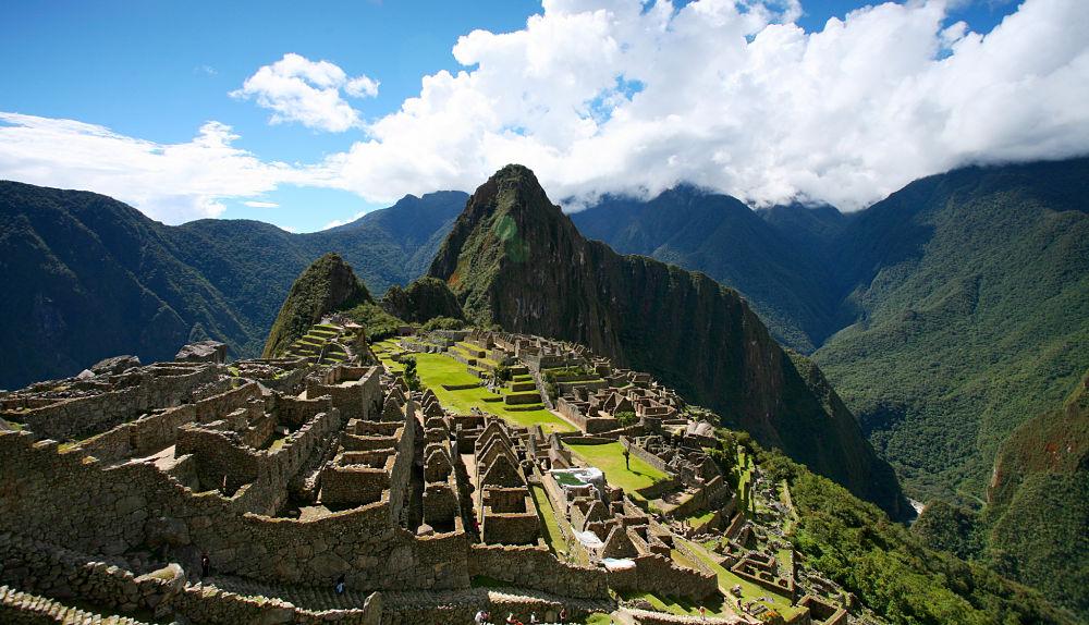 classement des destinations touristiques en Amérique du sud