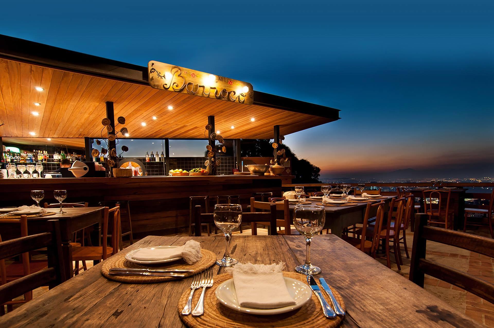 restaurant Aprazivel a Rio