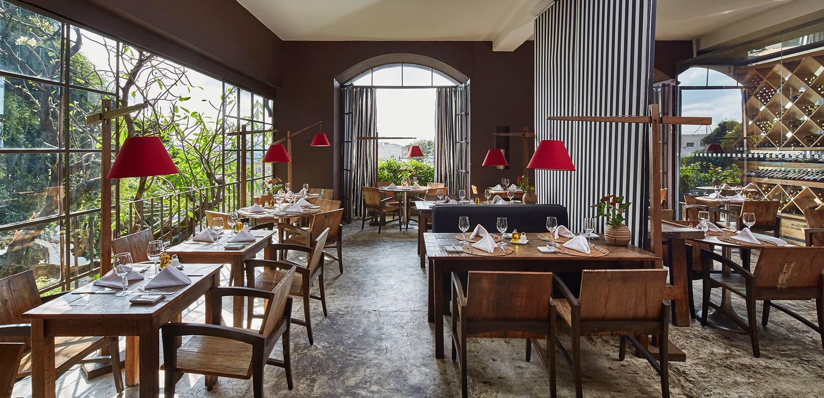 restaurant Tereze a Santa Teresa Rio de Janeiro