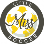 logo little miss soccer