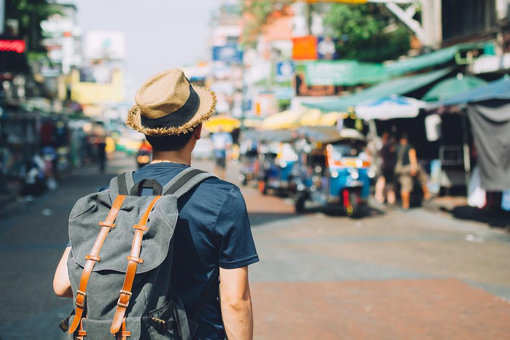 application smartphone pour un voyage durable et responsable