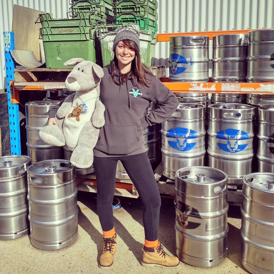 brasser de la bière avec un HelpX en Australie