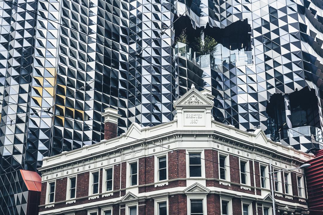 architecture de Melbourne