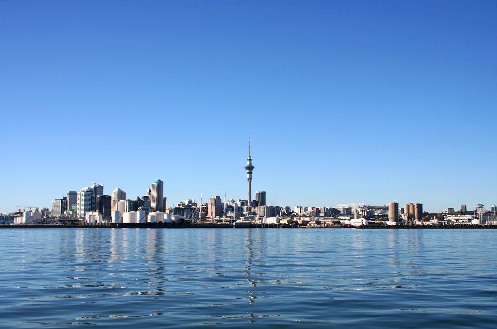 travailler a Auckland en Nouvelle-Zelande