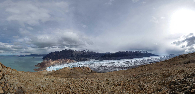 trek en Patagonie à el chalten