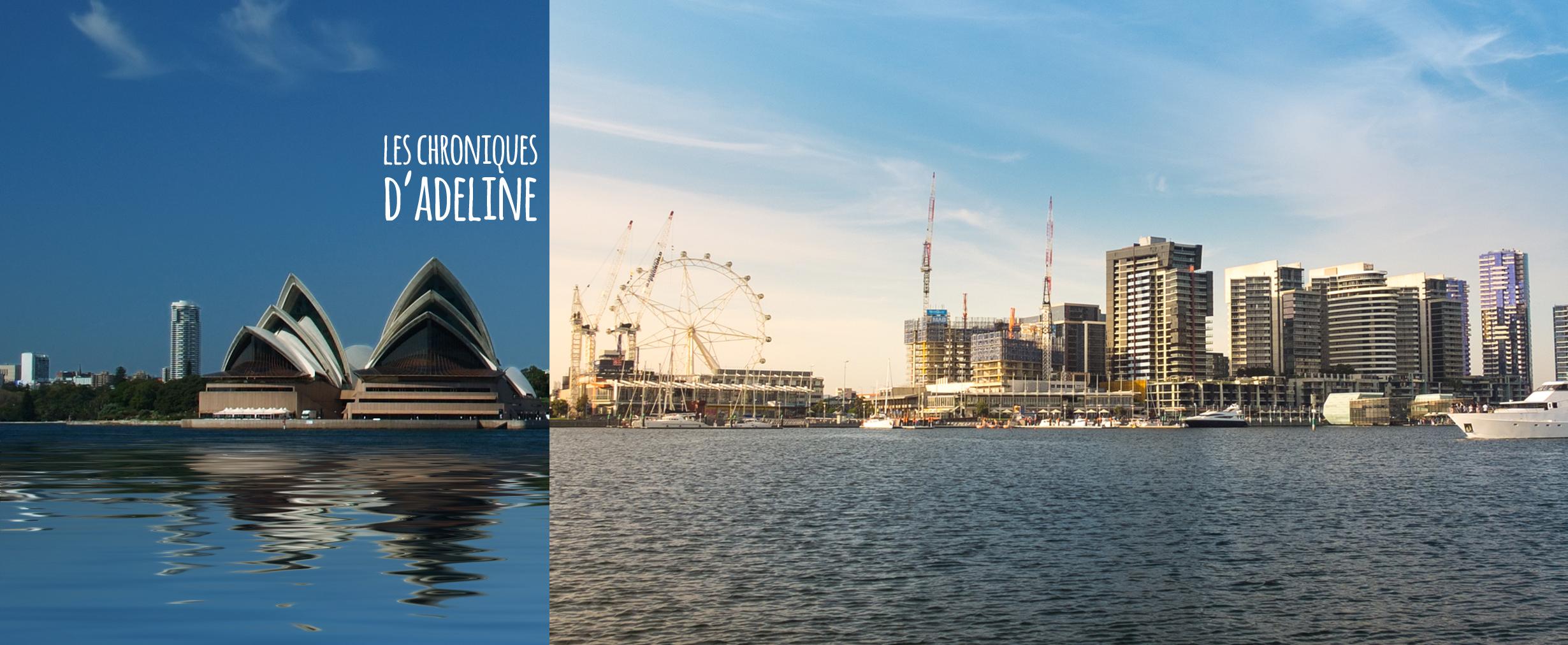 Sydney ou Melbourne ?