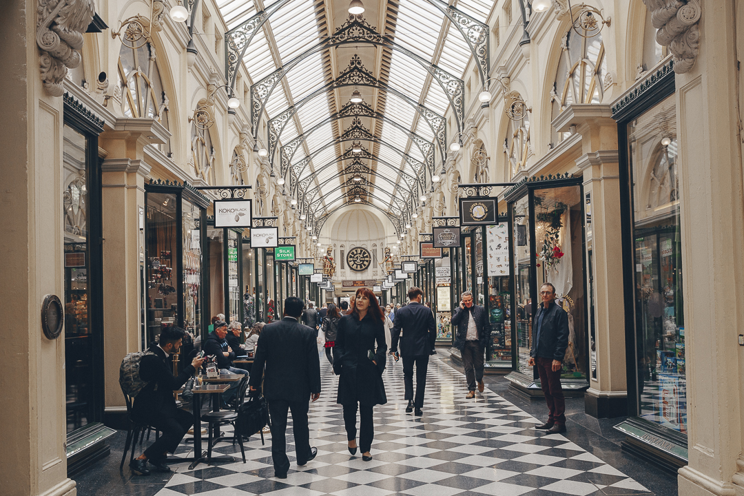où faire du shopping à Melbourne ?