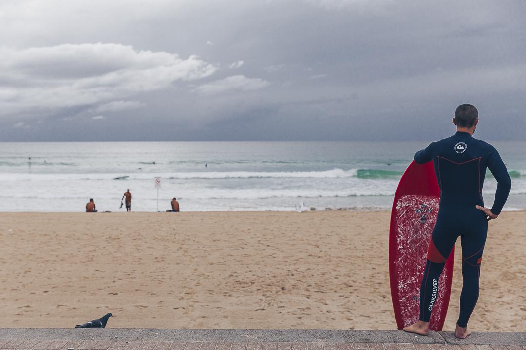 Où faire du surf à Sydney